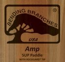 Amp Wood SUP Paddle - _amp-feat-1332935251