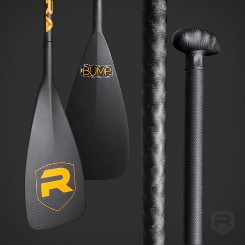 Bump R8.5 Carbon Fiber SUP Paddle - _bumpcont1-1396625439