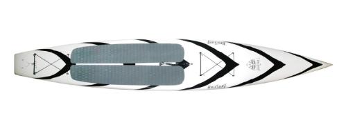 """14'0"""" Zeebru Raceboard SUP"""