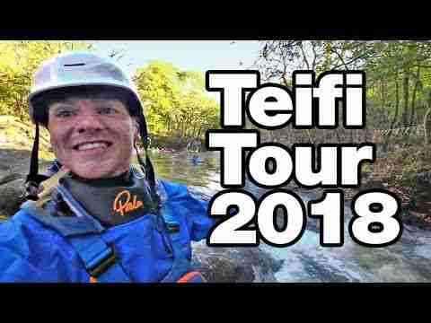 Teifi Tour 2018