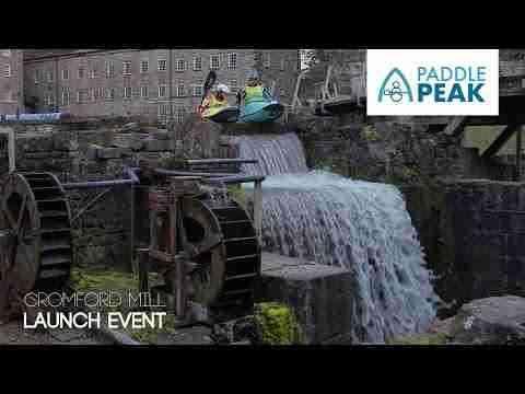 Paddle PEAK   Launch Event