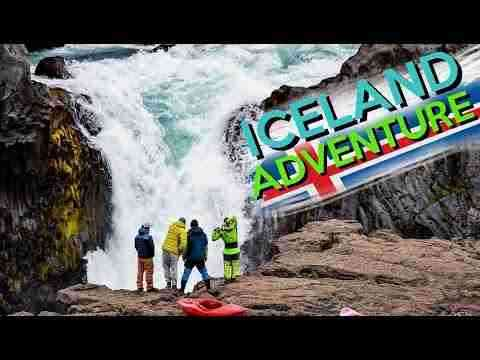 Iceland adventure | Waterfalls of the Ring Road - Wild and Free Tour Vlog series