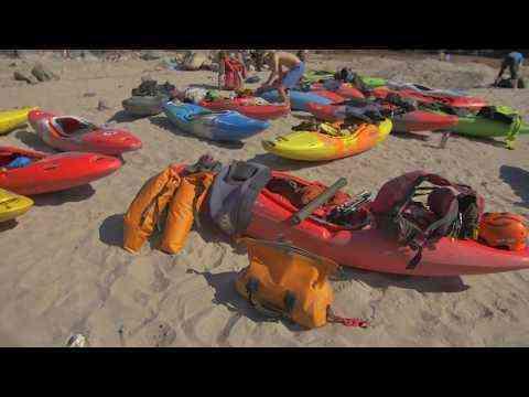 Kayaking the Karnali River with the World Class Kayak Academy