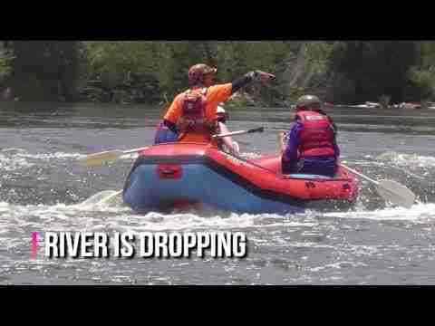 VAAL RAFTING WITH THE RIVERMAN 2019