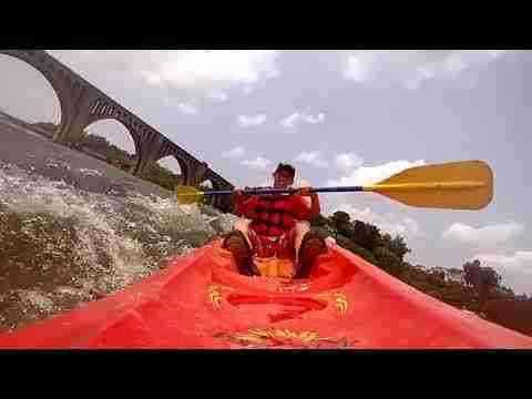 More Kids In Kayaks