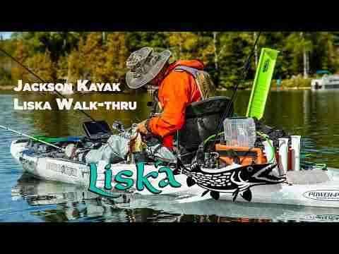 Jackson Kayak Liska Walkthru